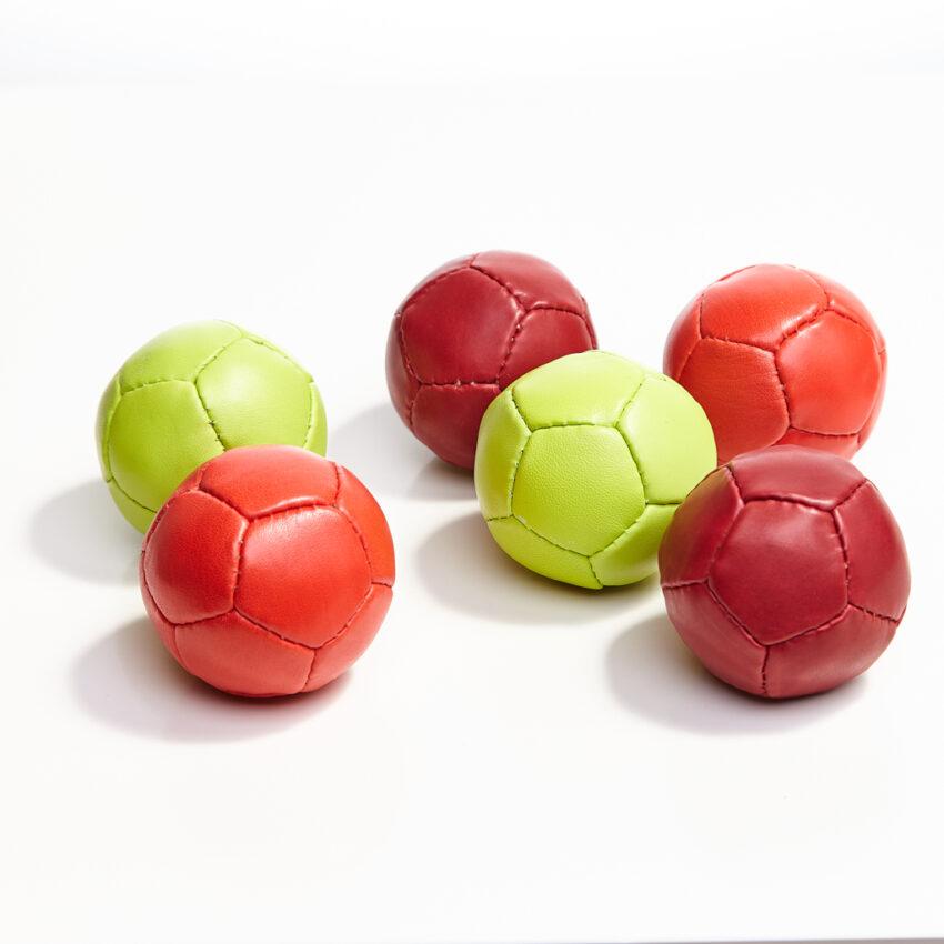 Bőr labdák